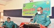 জঙ্গি ও মাদকের বিরুদ্ধে সচেতন হতে হবে : এসএমপি কমিশনার