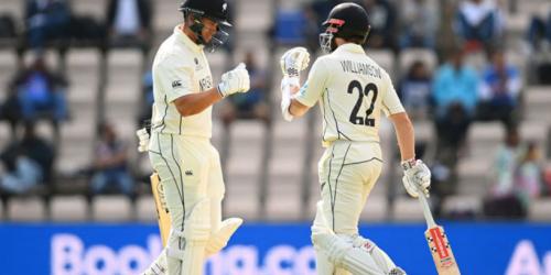 ভারতকে হারিয়ে টেস্টে বিশ্বচ্যাম্পিয়ন নিউজিল্যান্ড