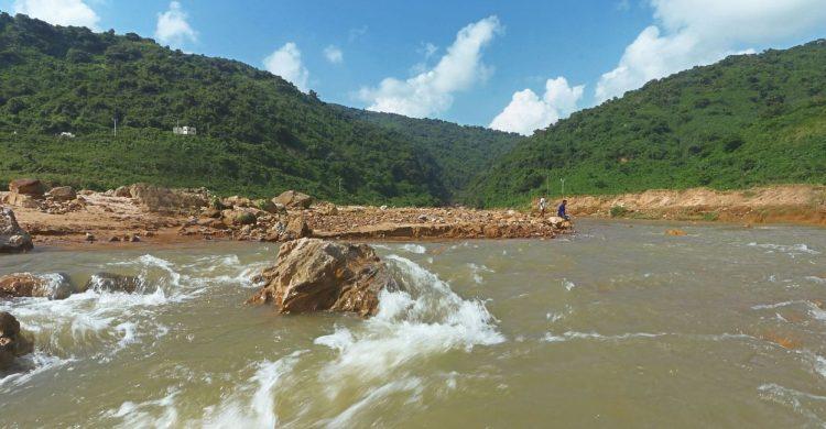 নীলাভ লাকমাছড়া' হতে পারে সুনামগঞ্জের নতুন পর্যটনকেন্দ্র