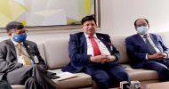 'জাতিসংঘ অধিবেশনে প্রধানমন্ত্রীর উপস্থিতি জলবায়ু প্রচারাভিয়ান জোরদার করবে'